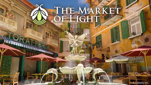 The Market of Light