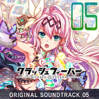 Crash Fever ORIGINAL SOUNDTRACK 5