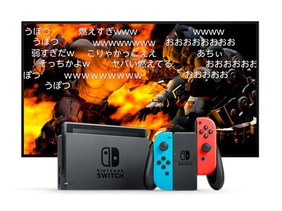 Nintendo Switch「niconico」