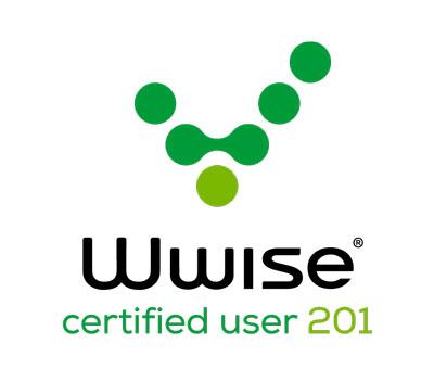 Audiokinetic Wwise-201 検定に2名合格